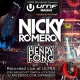 UMF Radio 267 - Nicky Romero & Henry Fong (Live from Ultra Music Festival 2014)