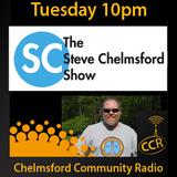 The Steve Chelmsford Show - #Chelmsford - Steve Chelmsford - 07/04/15 - Chelmsford Community Radio