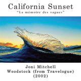 California Sunset - Joni Mitchell - Woodstock (2002)