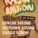 Daddy Screw @ Rasta Nation #26 (Aug 2012) part 1/6