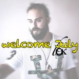 BOK - Welcome July