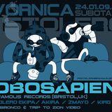 Robosapiens - live dj set - Pistolero - 24-01-2009 - Tvornica Zagreb