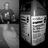 Roly &  MC Blair live @ Popcorn (92-94 Hardcore)