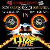 MIX IN TIME - con RINO TALENTE & SASÀ AVALLONE [22.11.2014]