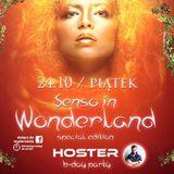 Qbeenio live at Senso In Wonderland Special Edition - Senso Dance Club Szczecin 2014-10-24