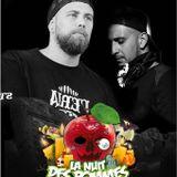 Live Seby Jones Vs bahn @ Nuit des pommes vivantes 2016 H2o