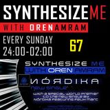 Synthesize me #67 - 29/04/2014 - hour 1