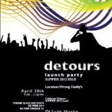 Detours Launch Party - April 2012