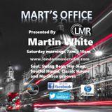 16.06.18 Martin White Mart's Office - London Music Radio