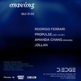 Rodrigo Ferrari, Live @ D-Edge - February 21st, 2013.