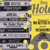 Nickodemus LIVE @ Mo Better Funk Berlin 2012