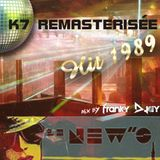 """Discothèque """"LE NEWS"""" St Rémy de Provence CLASSEMENT HIT 1989 Mix par FrankyDjay  *K7 remastérisée"""