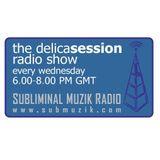 DelicaSession Radio Show - 6 August 2008 - Subliminal FM