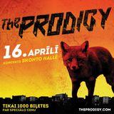 Histērija - gaidot The Prodigy (Tribute II) 15.04.2016.