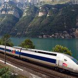 TGV (Train à grande vitesse) mix