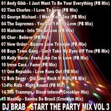 DJ Brab - Start The Party Mix Vol 3 (Section 2017)
