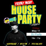 Q100.5 Las Vegas - 80's Freestyle / 90's Classic House Mix