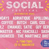 Nic Fanciulli - Live @ The Social Festival (Kent County Showground) - 29-SEP-2017