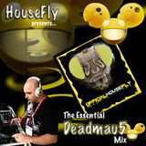 "HouseFly Presents ""The Essential Deadmau5 Mix"""