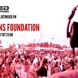 Ras Sjamaans Foundation Afro House Special 13-12-12 Live Radioshow
