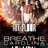 MasterMash - Hit The Floor W Breath Carolina ( Mini Promo Mix ) August 16th!