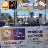 Closing Set Beachboom DJ Contest 07.06.2015 by Leonardo del Mar