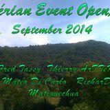 Thierry ArTTeK @ Cybérian Event Spain OpenAir sept 2014 - Session 2 -1h