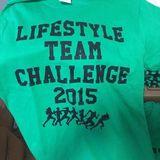 Lifestyle Team Challenge 10 Track Throwdown