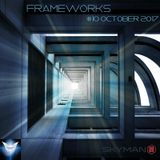 Frameworks Special Edition #010 - Progressive Melodic Techno - Gammawave Radio - Progressive Heaven