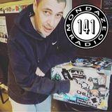 Mondaze #141_Mondaze Invites: DJ Grazzhoppa