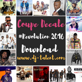 COUPE DECALE REVOLUTION 2016 - DJ TALENT