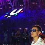 DJ Mykal a.k.a.林哲儀 15-min DJ Set @ 世大運閉幕 Closing Ceremony of Universiade 2017 in Taipei