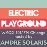 "Electric Playground on 101WKQX Chicago | Week 166 ""Low Voltage Mix"" 