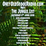 Baza DnB - OOS Radio.com Meets The Jungle_List - 2nd June 2018