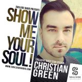 SOULSIDE RADIO CLUB CHRISTIAN GREEN Exclusive Guest Mix Session 04 2018