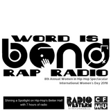 Women in Hip-Hop 8 Spectacular (Part 1 of 3)