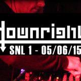 Downright @ Studio Nights Live 05/06/15