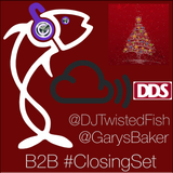 @DJTwistedFish & DJ @GarysBaker #b2b #ClosingSet @DDSDemolition @MilesBarCulture @Mixcloud
