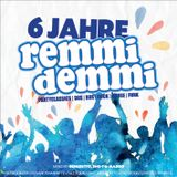 6 Jahre REMMI DEMMI (mixed by Benedetto, Majido & Sho-T)
