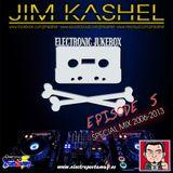 Electronic Jukebox Radioshow by Jim Kashel (Episode 5 - 03-08-2013) www.electropostaway.es