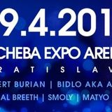 Breeth vs Smoly after Erick Morillo - incheba expo arena (live) april 2011
