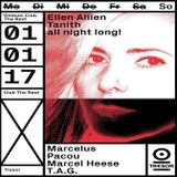Pacou @ Club The Rest - Tresor Berlin - 01.01.2017