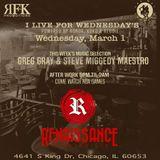 Greg Gray Live at Renaissance Bronzeville - Chicago