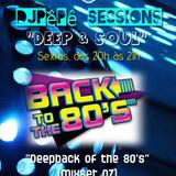 Deepback of the 80's (Mixset 07)