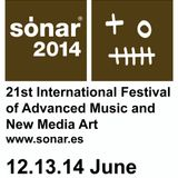 Agents Of Time @ Crossing Wires Sonar Festival 2014 - ZT Hotel Barcelona (11.06.2014)
