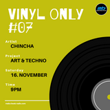 vinyl only #07 mixed by Chincha