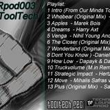 tooltech - dj set - TLR PODcast 003 - 60min