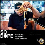 Guest Mix on Hot 97 (123017)