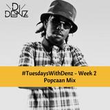 DJ Denz | Popcaan Mix Part 1 | @DenzilSafo1