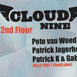 Pete van Weed - Live Dj-Mix at Cloud Nine (2014-11-07)